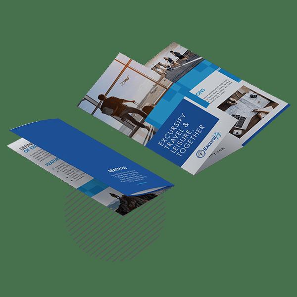Professional Brochure Design Services
