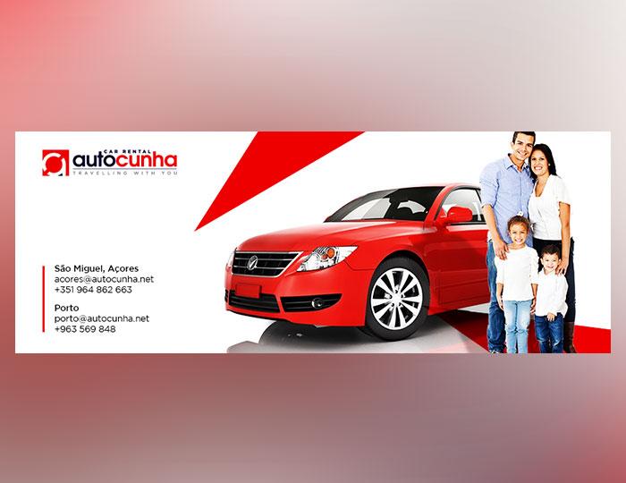 Auto Website Banner