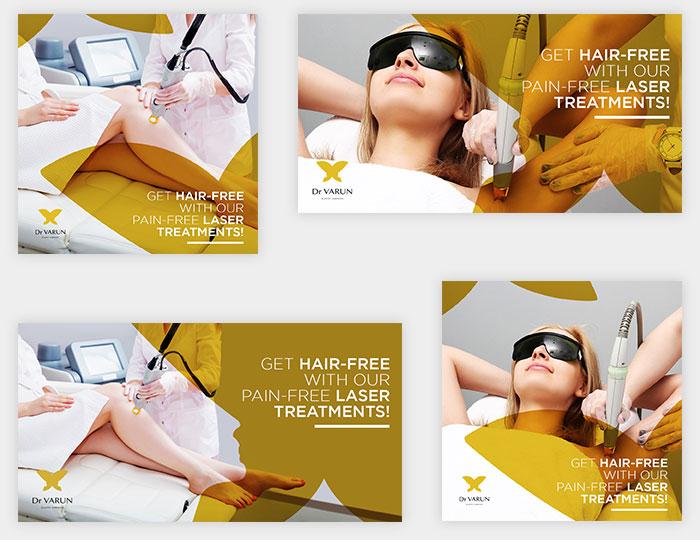 Hair Treatment Google Ads