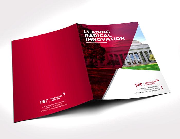 University Bifold Brochure