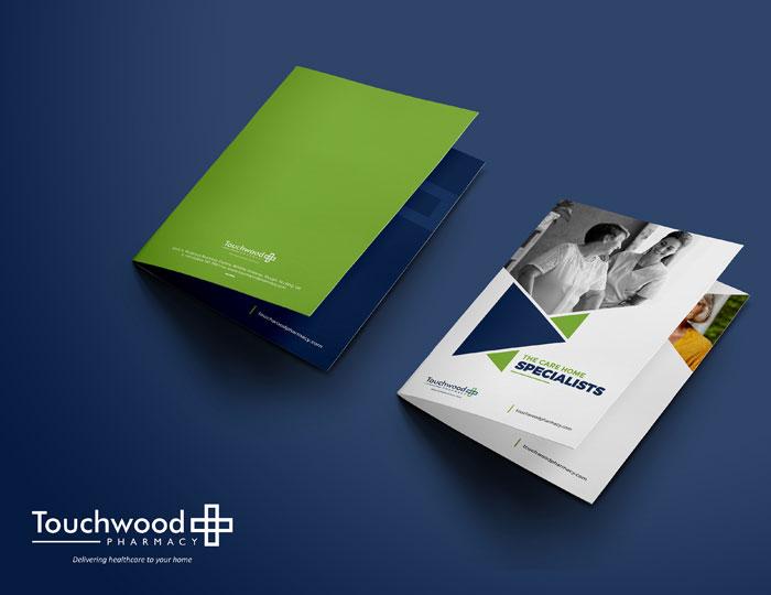 Home Care Bifold Brochure