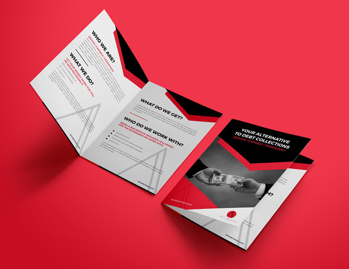 Finance Bifold Brochure