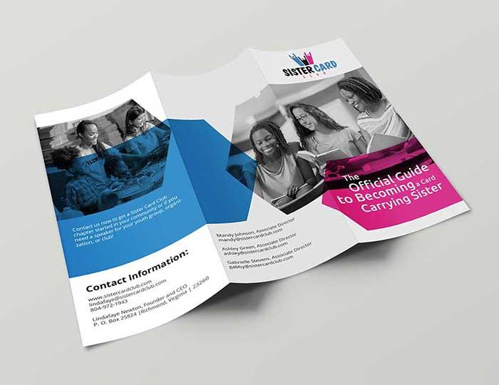 Service Tri-fold Brochure
