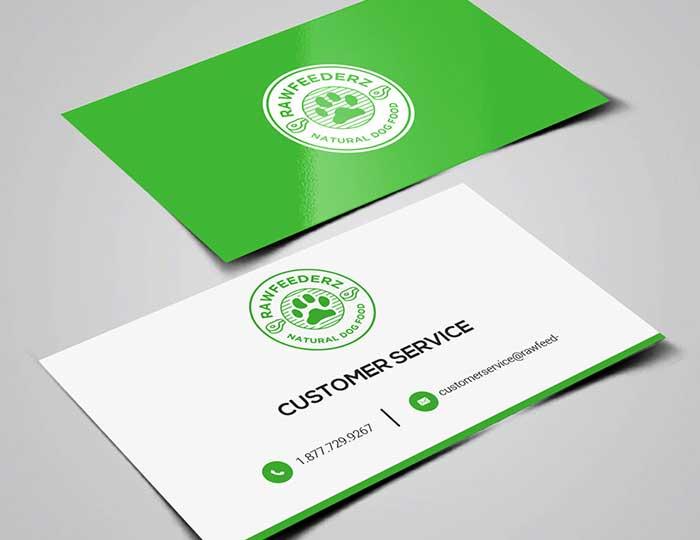 Care Center Business Card