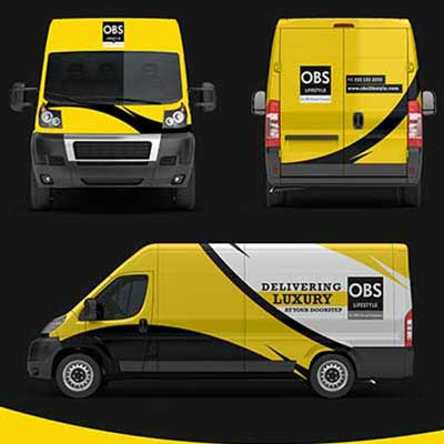 Vehicle Wrap Design | Design Wrap For Car, Truck & Van | BrandsDesign