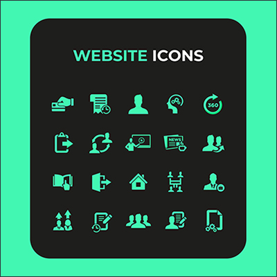 Finance Website Icon