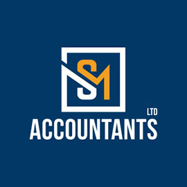 Finance Logo Ideas - SM Accountants