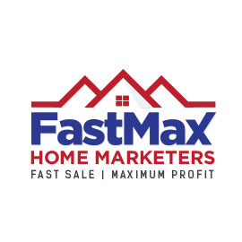 Amazing Real Estate logos - Fast Max Home Marketers