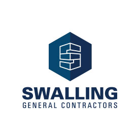 Amazing Construction Logos - Swalling General Contractors
