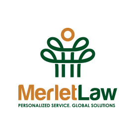 Merlet Law - Logo Design Portfolio