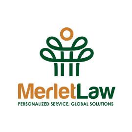 Merlet Law - Logo Design Portfolio