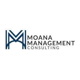 Moana Management Consulting - Logo Design Portfoli