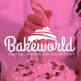 Restaurant Logos - Bakeworld