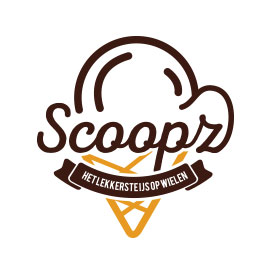 Food Logo Design Ideas - Scoopz