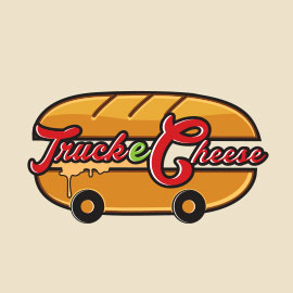 Best Restaurant Logos - Truck E Cheese