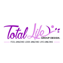 Health Logo Design Ideas - Total Life
