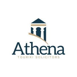 Consultancy Logo Designs - Athena Touriki Solicitors