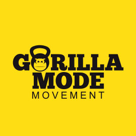 Sports Logos - Gorilla Mode Movement