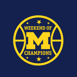 Sports Logos - Weekend of M Champions