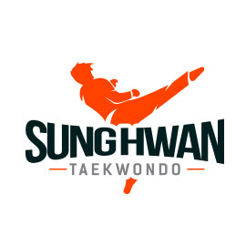 Best Sports Logos - Sunghwan Taekwondo