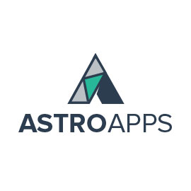 Technology Logo Designs - Astro Apps