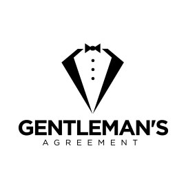 Travel Logo Ideas - Gentleman's Agreement