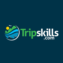 Tour Logo Design Ideas - Trip Skills