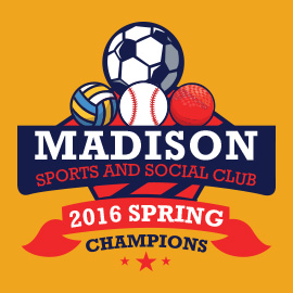 Best Sports Logos - Madison Sports And Social Club