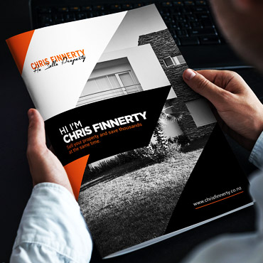 Chris Finnerty Print Design - Print Design Portfolio