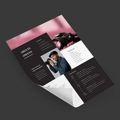 Best Resume Design │Get a Professional Resume Design │BrandsDesign