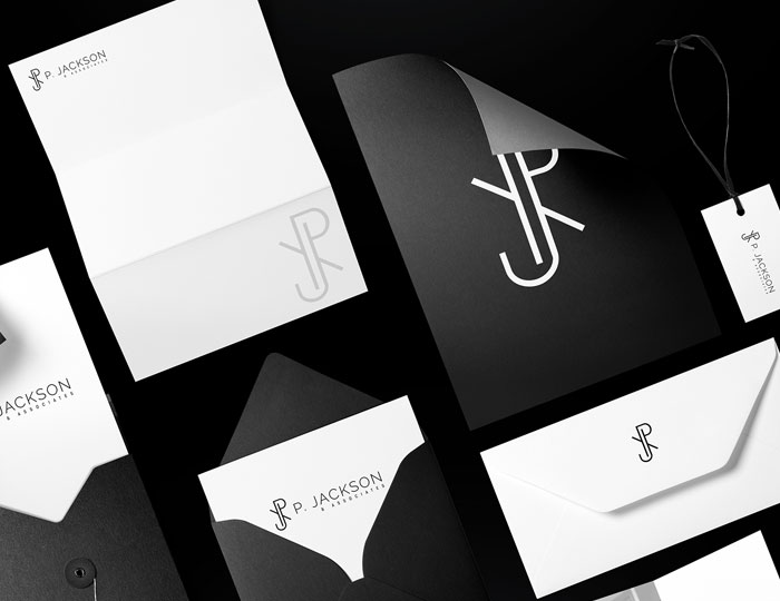 Associates Stationery Design