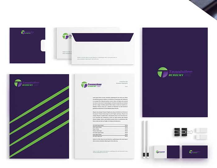 Education Stationery Design