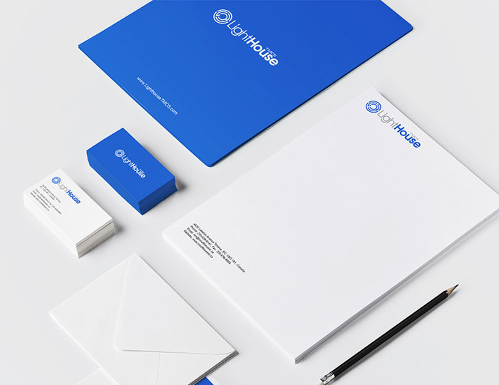 Security Stationery Design