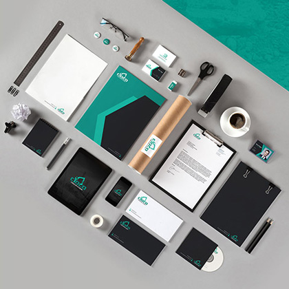 Cidco - Print Designing