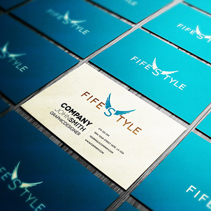 Fife Style - Business Cards