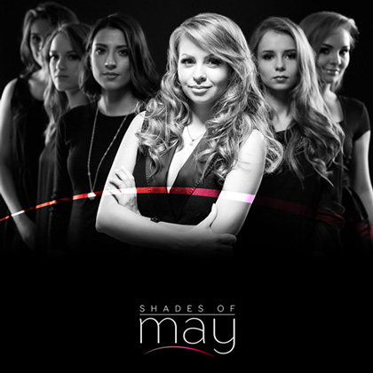 Shades of May - Ads Design