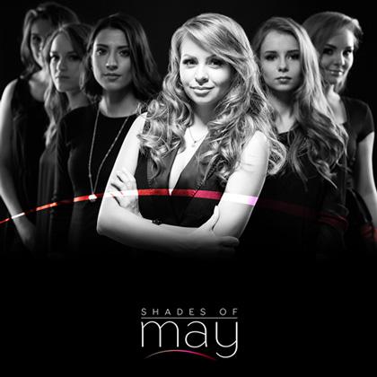 Shades of May - Ads Design