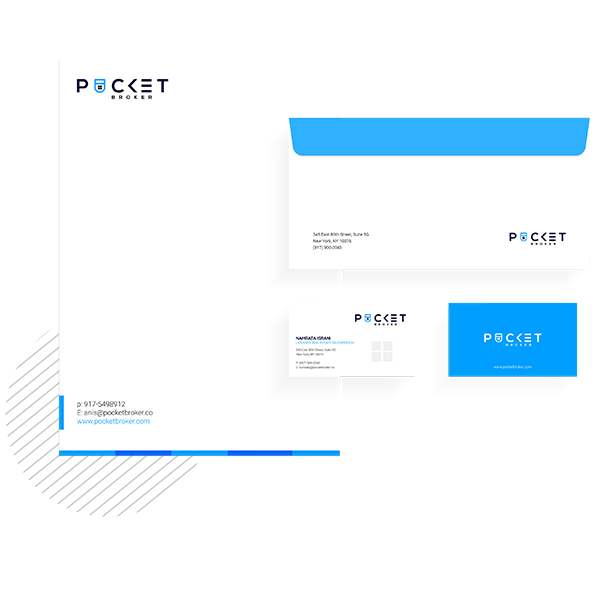 Professional Business Stationery Design Services